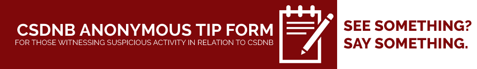 CSDNB Anonymous Tip Form